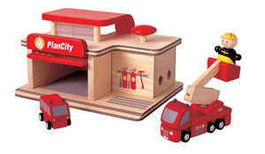 Plan-City-Fire-Station