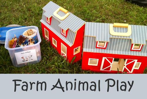 Farm Animal Play