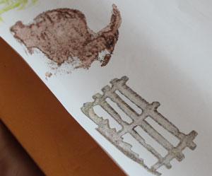 Farm Animal Stamping