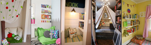 book nook examples