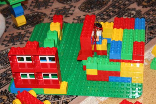 Lego and Duplo