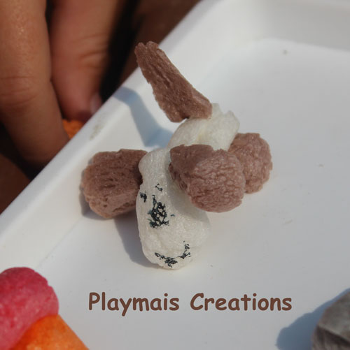 Playmais Creations Puppy