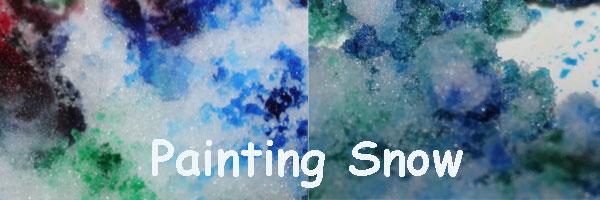 Painting-Snow