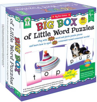 Big Box of Little Words